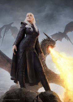 Daenerys Targaryen from GoT