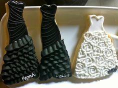 Black Dress https://www.facebook.com/HayleyCakesAndCookies