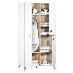 Armoire En Pin, Tall Cabinet Storage, Locker Storage, Armoire Dressing, Oslo, Bathroom Medicine Cabinet, Lockers, Entryway, Nursery