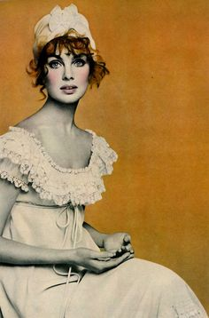 Jean Shrimpton by Richard Avedon, 1968. ~ She was my favorite model.  Just perfect.