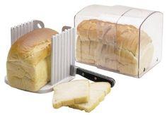 Kitchen Craft Expanding Stay Fresh Acrylic Bread Keeper: Amazon.co.uk: Kitchen & Home