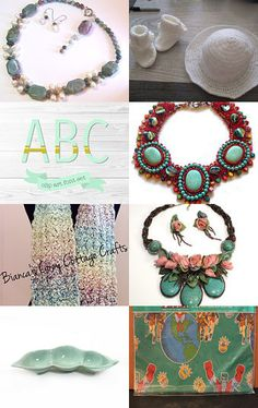 Gift's ~~~~~~~G* 3 by D' LaGrace on Etsy--Pinned with TreasuryPin.com