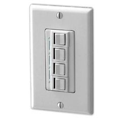 (White) In-Wall 4 Speaker Switch by Audioplex. $122.50. Whole-house audio systems are one of the coolest ways to enjoy your favorite tunes, but sometimes you're just in the mood for silence. If you're looking for a way to turn a pair of speakers on or off locally without interfering with family members who may