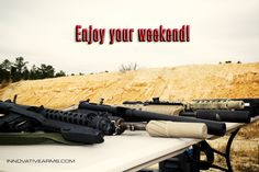 Get out to the range!