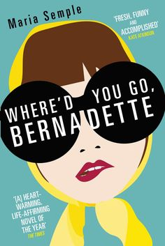 Refinery29's Best Books For The Beach  #refinery29  http://www.refinery29.uk/best-beach-book-recomendations#slide-4  Maria Semple's Where'd You Go, Bernadette?Rose Lander, PA to R29's International VPI'm not a Gone Girl kind of beach reader, I prefer to spend my holidays crying tears of laughter into my Factor 50...