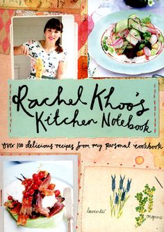 Bestselling author Rachel Khoo is on the go once again with her latest cookbook. It is packed to the brim with 100 standout recipes, full-colour photography and Rachel's very own sketches of the food and places she encounters.