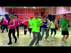 """Inténtalo"" (3BallMTY) Tumbao Fitness & Dance - YouTube"