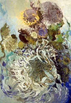 Moon and Sunflower_Jimmy Wright
