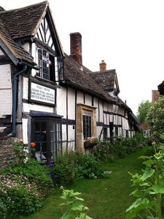 Bretforton: The remarkable medieval Fleece Inn, owned by the National Trust and not to be missed if you like old English pubs