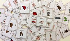 På Symbolbruket kan du ladda ner 100 svenska ord översatta till arabiska och somaliska samt material, som memory, för att träna på dessa. Det är gratis och bara att ladda ner somPDFoch skriva ut! Har du programmet InPrint kan du dessutomladda ner redigerbara filer.  Du kan följa Symbolbruket på Bra Hacks, Teaching Resources, Preschool, Knowledge, Language, Clip Art, Education, Math, Kids