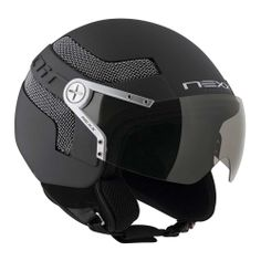 Nexx X60 Air - Black Soft | Open Face Motorcycle or Motorcycle Helmets | FREE UK delivery - The Cafe Racer