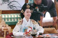 Seven Day Queen (7일의 왕비) #도지원 #자순대비 #Do Ji-won #Dowager Queen Jasun #Hanbok #한복