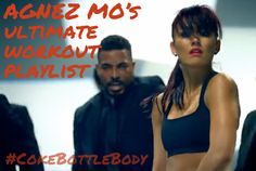 Tunes to get you reppin' that #CokeBottleBody