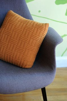 Ravelry: October Pillow pattern by Pam Allen