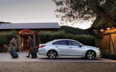 Take a trip out to #Subarudealerships around Gulfport, MS so you can experience the superb handling and refined interior of the 2017 Subaru Legacy.