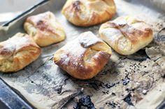 A tökéletes túrós batyu Pretzel Bites, Smoothie, Bread, Vegetables, Cake, Recipes, Food, Minden, Morning Breakfast