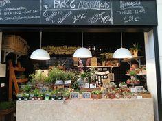 Herbs @ Mercado da Ribeira My Market, Lisbon, Arch, Table Decorations, Furniture, Food, Home Decor, Longbow, Decoration Home