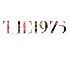 The 1975 floral logo by Elianne