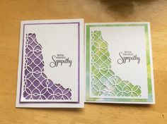 Sympathy cards for Mom & Auntie 2018 Sympathy Cards, Auntie, Birthday Cards, Mom, Anniversary Cards, Bday Cards, Mothers