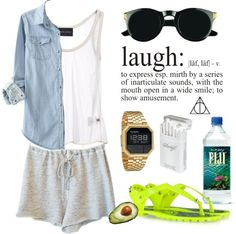 """""""Summer fresh"""" by cassiopeia-serendipity ❤ liked on Polyvore"""