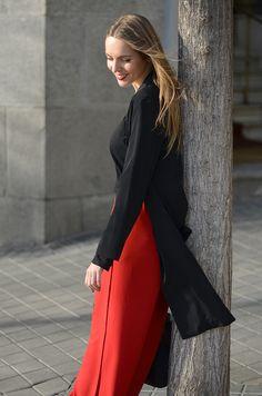 look_pantalones_palazzo #kissmylook