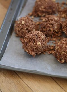 No bake Coookies-1