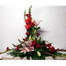 centro regalo de flores naturales ref 5