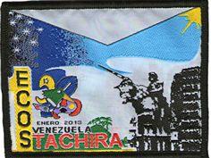 1er Ecos Tachira Enero 2013. Pieza tejida.
