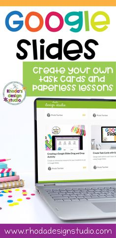 No experience with design programs? No problem! This class will teach you how to design task cards using only Google Slides. Interactive lessons, task cards, and more. Elementary classroom resources. Teacher authors. Teachers Pay Teachers. Learn to make money from home #googleclassroom #teacherresources