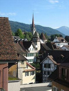 Zug, Switzerland.......this is the plan for this years amazing trip. Italy down and on to Switerland!! YAY