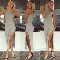 Mura Boutique Maxi Dress