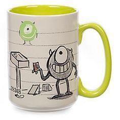 Disney Mug Bob de Monstres & Cie façon croquis
