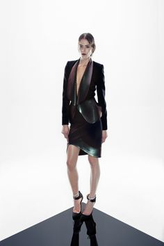 dion lee - resort 2013