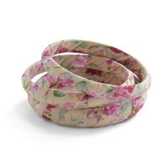 Going to making some bangles and bracelets this week! $10 for a trio! You can make color scheme/pattern request if you like. I will also have camo/khaki/floral/denim avaialable on hand