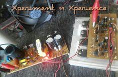 kit mini amplifier 100 watt Dj, The 100, Audio, Mini, Electronic Circuit, Projects, Circuit Diagram