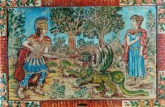 Painters, Artist, Greek, Naive Art, Artists, Greece