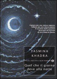 Scrittore algerino. In bilico tra giorno e notte...tra luce e buono...in un chiaroscuro di passioni, vite, esperienze e conoscenze