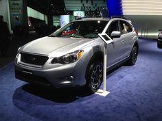 #Subaru XV Concept #NAIAS