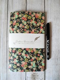 Cuaderno Little Flowers