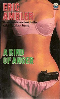 Covers, etc: Vol 2 · Miss Moss Vintage Book Covers, Comic Book Covers, Vintage Books, Up Book, Love Book, Sexy Horror, Lingerie Uk, Graham Greene, Miss Fortune