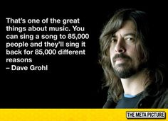 One Of The Great Things About Music