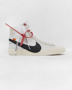 2e3f83f7447 Blazer Mid Nike The Ten Sneakers Nike