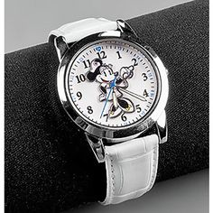 "Nurse Mates ""Nurse Minnie Mouse"" Watch"