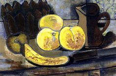 Still LIfe with Mold Georges Braque - 1930