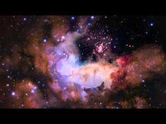 Hubble 25 jaar. Fantastisch cadeautje van NASA: 3D beeld van sterrenwolk Westerlund 2.
