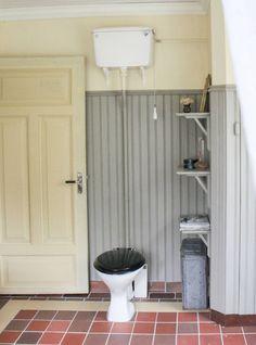 Högspolande wc. Nytt badrum i gammalt hus. Foto: Erika Åberg