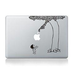 "iCasso Giving Tree Removable Vinyl Decal Sticker Skin for Apple Macbook Pro Air Mac 13"" inch / Unibody 13 Inch Laptop, http://www.amazon.com/dp/B00V4JLXHA/ref=cm_sw_r_pi_awdm_q.QKvb1YQDRSS"