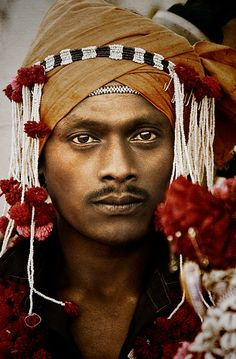 India - faces of the people ...