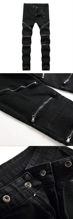 Newsosoo Jeans