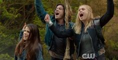 The 100 Cast, The 100 Show, Best Tv Shows, Best Shows Ever, Movies Showing, Movies And Tv Shows, The 100 Season 1, Thomas Mcdonell, Netflix